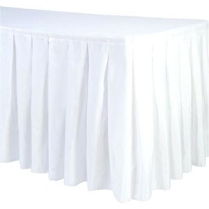 | accordion-skirting-ft-pleat-polyester-table-skirt-white