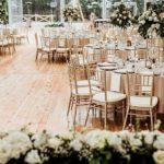 Krzesła weselne Chiavari